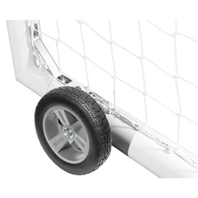 Kwik Goal Wheel Options for Soccer Goals (Deluxe Euro Club)