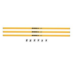 Kwik Goal Coaching Stick Hurdle Set