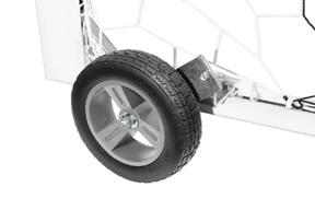 Kwik Goal Wheel Options for Soccer Goals (Evolution / Euro / Fusion)
