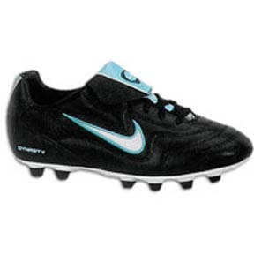 nike womens volant fg e soccer shoes black white