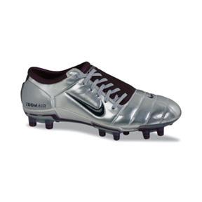 Nike Air Zoom Total 90 III FG Soccer Shoes (Chrome ...