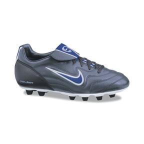 Nike Womens Volant FG-E Soccer Shoes (Graphite)