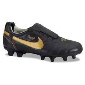 Nike Tiempo Ronaldinho FG Soccer Shoes (Dark Cinder