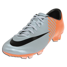 Nike   Mercurial Miracle World Cup 2010 FG Soccer Shoes (Mach Blue)