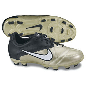 Nike Youth CTR360 Libretto II FG Soccer Shoes (Gold Star)