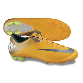 Nike Mercurial Miracle II FG Soccer Shoes (Orange Peel)