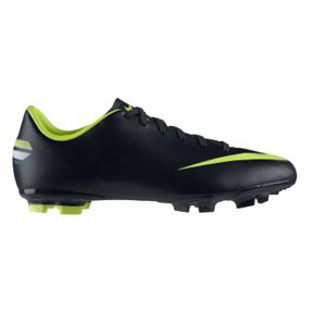 Nike Youth Mercurial Victory III FG Soccer Shoes (Seaweed)