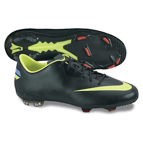 Nike Youth Mercurial Glide III FG Soccer Shoes (Seaweed)