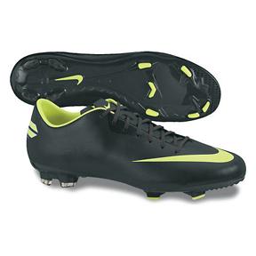 Nike Mercurial Victory III FG Soccer Shoes (Seaweed/Volt)