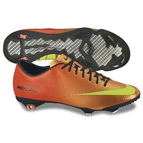 Nike  Mercurial Vapor IX FG Soccer Shoes (Sunset)