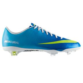 Nike  Mercurial Vapor IX FG Soccer Shoes (Neptune Blue)