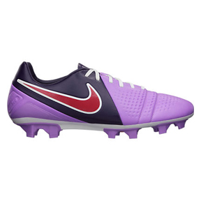 Nike Womens CTR360 Trequartista III FG Soccer Shoes (Purple)