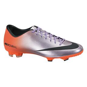 Nike Mercurial Victory IV FG Soccer Shoes (Mach Purple)