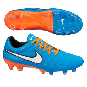 Nike  Tiempo Legacy FG Soccer Shoes (Neo Turquoise)