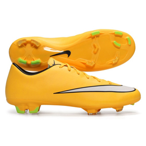 Nike Mercurial Victory V FG Soccer Shoes (Orange)