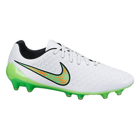 Nike Magista  Opus FG Soccer Shoes (White Pack)