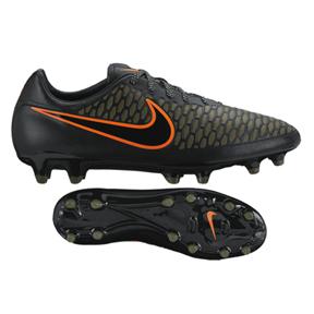 Nike Magista Onda FG Soccer Shoes (Black/Orange)