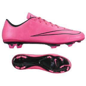 Nike Mercurial Veloce II FG Soccer Shoes (Hyper Pink)