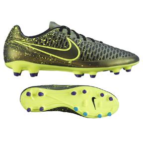Nike Magista  Orden FG Soccer Shoes (Dark Citron)