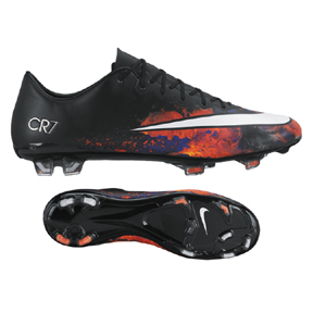 Nike  CR7 Mercurial Vapor X FG Soccer Shoes (Savage Beauty)