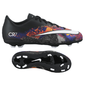 Nike Youth CR7 Mercurial Victory V FG Soccer Shoes (Savage)