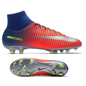 Nike  Mercurial Victory  VI DF FG Soccer Shoes (Time To Shine)