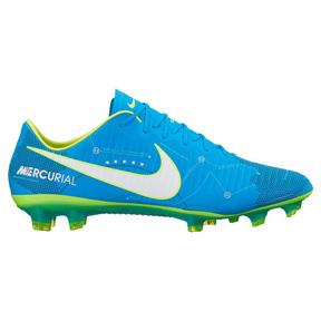 Nike   Neymar Mercurial Vapor XI FG Soccer Shoes (Blue Orbit)