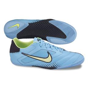 Nike NIKE5 Elastico Pro Indoor Soccer Shoes (Baltic Blue ... Nike Futsal  Shoes d995c791e7