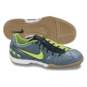 Nike Youth Total 90 Shoot III IC Indoor Soccer Shoes (Blue Dusk)