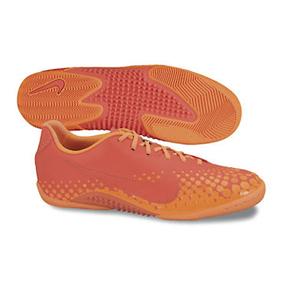 Nike NIKE5 Elastico Finale Indoor Soccer Shoes (Crimson)