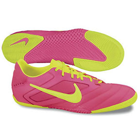 Nike NIKE5 Elastico Pro Indoor Soccer Shoes (Pink Flash)