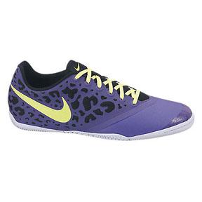 Nike NIKE5 Elastico Pro II Indoor Soccer Shoes (Purple/Yellow)