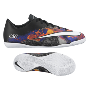 Nike Youth CR7 Ronaldo Mercurial Victory V IC Indoor Shoes (Savage)