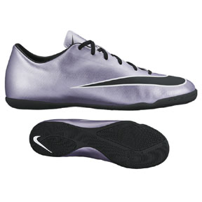 Nike Mercurial Victory V IC Indoor Soccer Shoes (Urban Lilac)