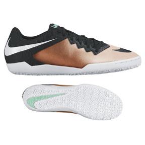 Nike  HyperVenomX Pro Indoor Soccer Shoes (Bronze)