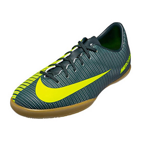 Nike Youth  CR7  MercurialX Vapor VI Indoor Shoes (Discovery)