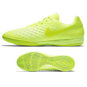 Nike Magista Onda  II IC Indoor Soccer Shoes (Volt/Barely Volt)