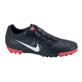 Nike NIKE5 Bomba Pro Turf Soccer Shoes (Black/Solar Red)