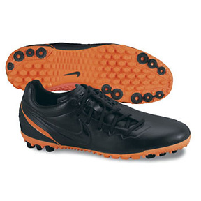 Nike NIKE5 Bomba Finale Turf Soccer Shoes (Black/Orange ...