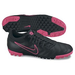 Nike NIKE5 Bomba Pro Turf Soccer Shoes (Black/Cherry)