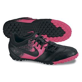 Nike NIKE5 Bomba Turf Soccer Shoes (Black/Cherry)