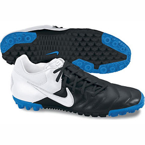 Nike NIKE5 Bomba Pro  Turf Soccer Shoes (White/Black)