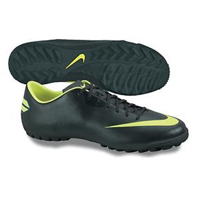 Nike Mercurial Victory III Turf Soccer Shoes (Seaweed