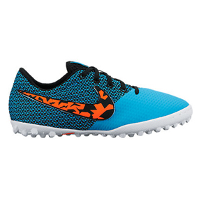 Nike Youth Elastico Pro III Turf Soccer Shoes (Blue Lagoon)