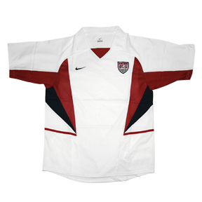 Nike USA Soccer Jersey (Home 2002)
