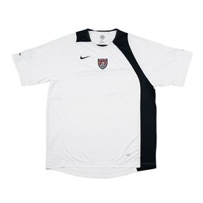 Nike USA Soccer Training Jersey (White/Navy)