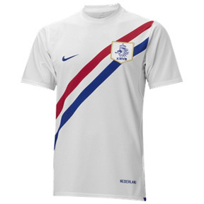 Nike Holland Soccer Jersey (Away 2006)