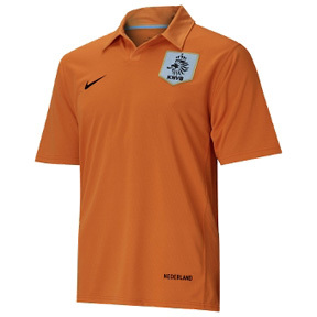 Nike Youth Holland Soccer Jersey (Home 2006)