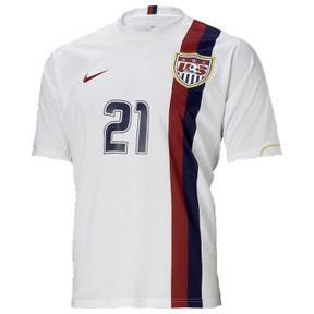 Nike USA Landon Donovan Soccer Jersey (Home 2006)