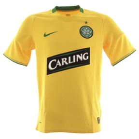 Nike Celtic Soccer Jersey (Away 2008/09)